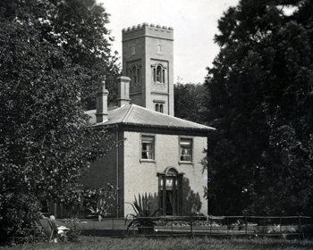 Barford House about 1920 [Z1306/5/13/2]